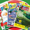 Au aparut revistele de decembrie Terra Magazin, Doxi si Pipo