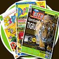 Au aparut revistele de octombrie Terra Magazin, Doxi si Pipo
