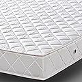 Tipuri de saltele potrivite pentru paturile copiilor