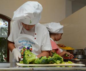 Zece mii de elevi vor invata despre alimentatia sanatoasa prin programul