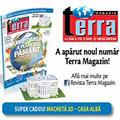 Nu rata niciun numar din noul sezon Terra Magazin, cea mai citita revista educationala din Romania! Urmeaza 10 editii de colectie!