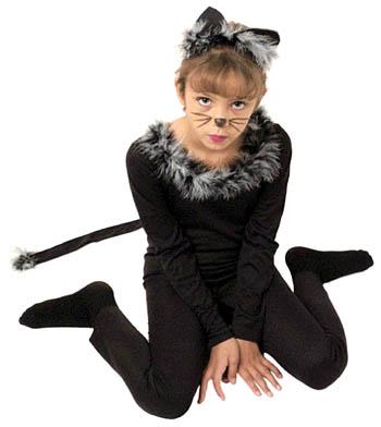 Как сделать костюм кота своими руками на