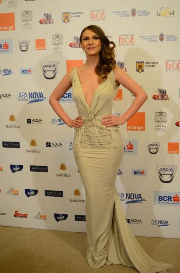 Adela Popescu la Premiile Gopo 2013