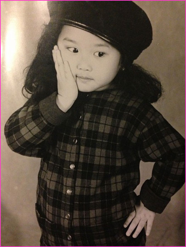 Mititica Brenda Song