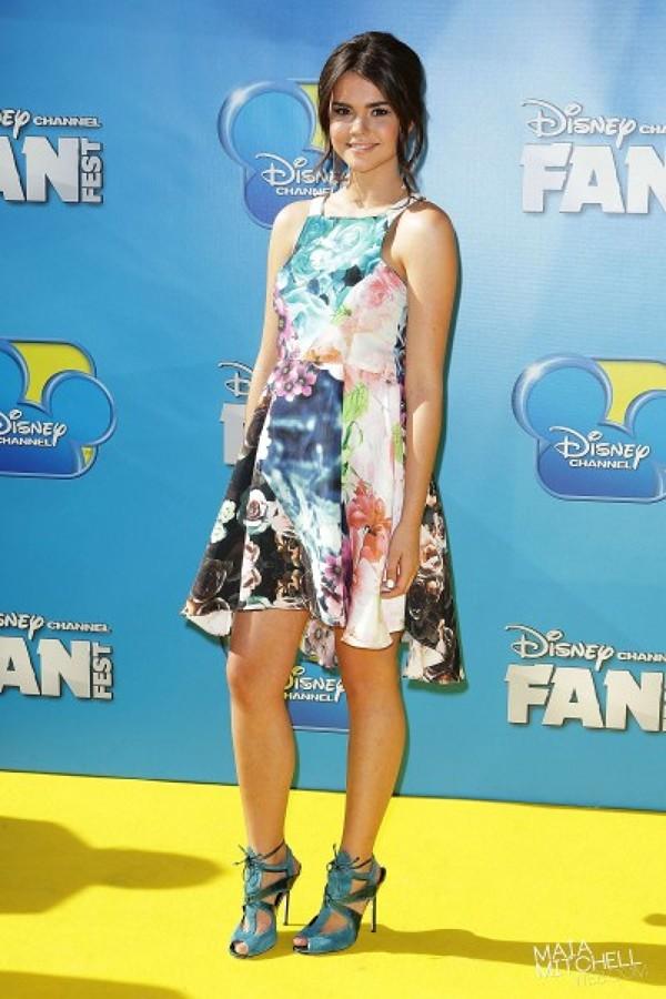 "Maia Mitchell la premiera filmului ""Teen Beach Movie"" in Australia"