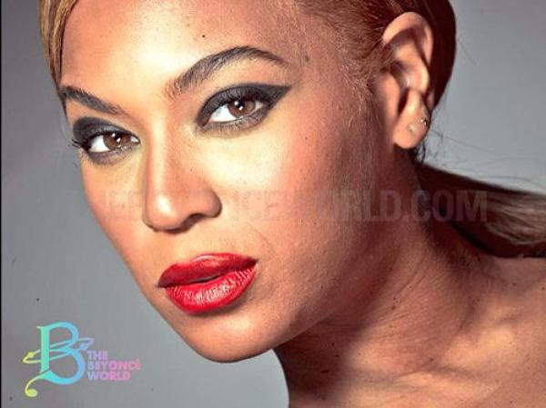 Beyonce fara Photoshop