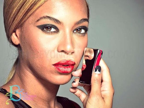 Beyonce, fara retusuri in photoshop