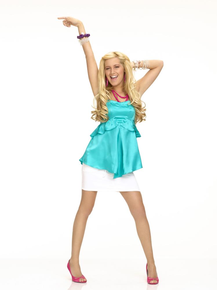 Frumoasa Ashley Tisdale