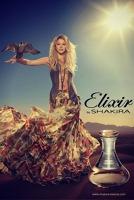 Shakira lanseaza parfumul Elixir