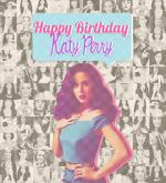 La multi ani, Katy Perry!