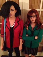 Katy Perry s-a deghizat in Jane, prietena Dariei