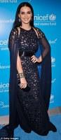 Katy Perry la balul UNICEF