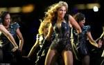 Beyonce la Superbowl 47