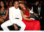 Rihanna si Chris Brown la premiile Grammy