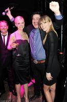Taylor Swift a mers la petrecerea de After Brit Awards 2013