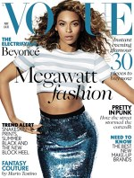 Beyonce in revista Vogue 2013