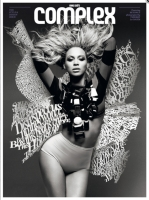 Beyonce in revista Complex