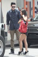 Brenda Song s-a impacat cu Trace Cyrus, fratele lui Miley Cyrus