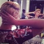 Beyonce s-a tuns!