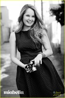 Debby Ryan in revista Miabella