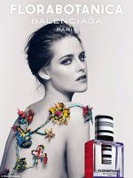 Kristen Stewart in reclama pentru Florabotanica