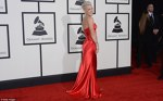 Pink la premiile Grammy 2014
