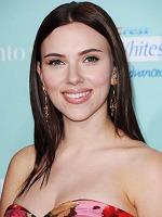 Scarlett Johansson, bruneta