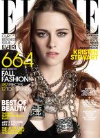 Kristen Stewart pe coperta revistei Elle