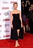 Scarlett Johansson la premiera filmului Avengers: Age of Ultron