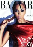 Beyonce  -pictorial in Harper's Bazaar