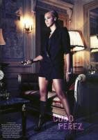 Beyonce - poza in editia de septembrie a revistei Harper's Bazaar
