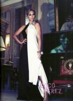 Beyonce - pictorial in revista Harper's Bazaar