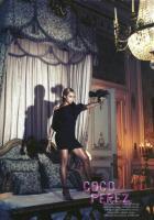Beyonce surprinde in Harper's Bazaar