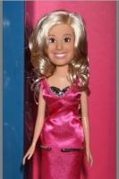 Ashley Tisdale din plastic
