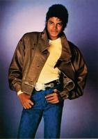 Michael Jackson look modern