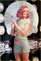 Katy Perry la premiile MTV