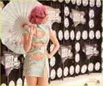 Katy Perry la premiile MTV 2011