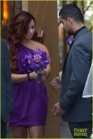 Demi Lovato la nunta lui Tiffany Thornton