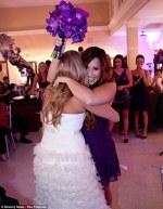 Demi Lovato a prins buchetul!