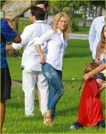 Shakira la picnic
