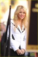 Shakira pe Walk Of Fame