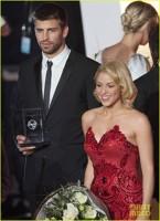 Shakira si Gerard Pique in Elvetia
