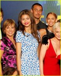 "Zendaya va dansa in cadrul showului ""Dancing with the stars""!"