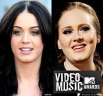 Nominalizari MTV VMA 2011: Katy Perry, Adele