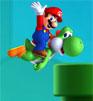 Mario si Yoshi in Aventura