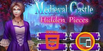Castelul medieval si obiectele ascunse