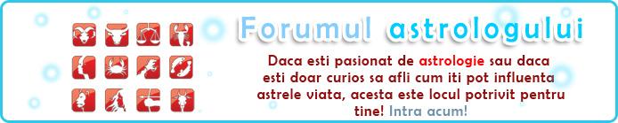 Forumul Astrologului