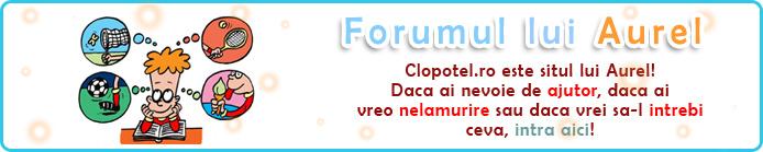 Forumul lui Aurel
