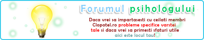 Forumul Psihologului