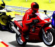 3D Motorbike Racing
